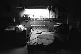 เตียงในโรงพยาบาล
